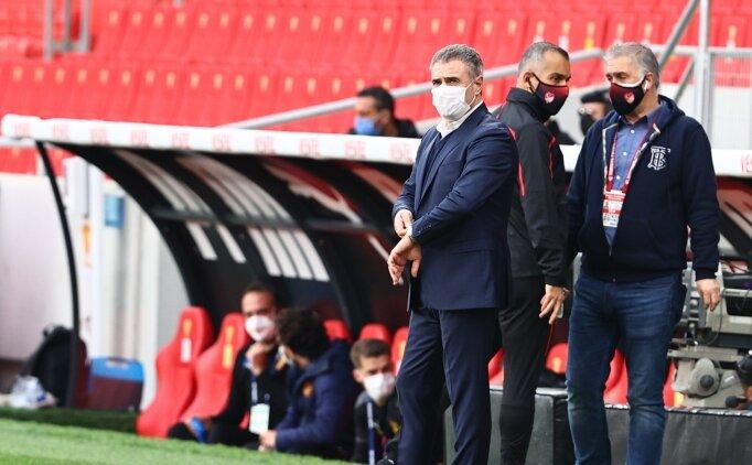 Ersun Yanal: 'Bu tür maçlarda konsantrasyon zor'