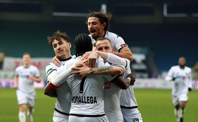 Denizlispor'un konuğu Antalyaspor