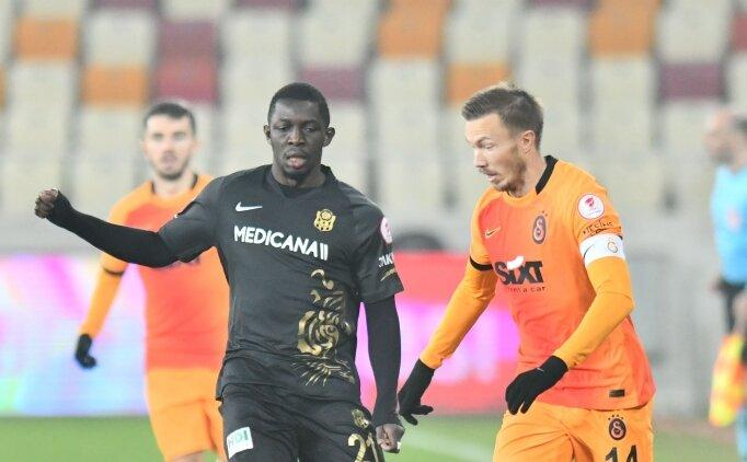 Fofana: 'Şans yanımızda değildi'