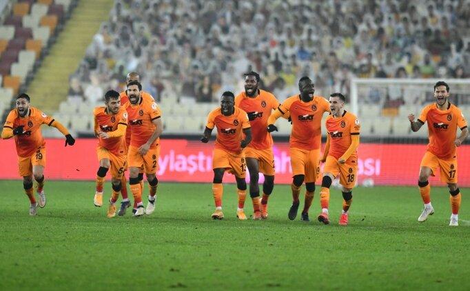 Galatasaray kupada turladı