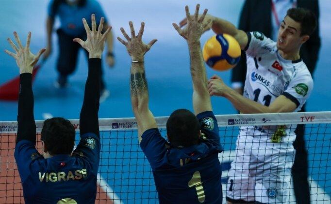 Arkas Spor, Fenerbahçe'yi yenip finale yükselmek istiyor