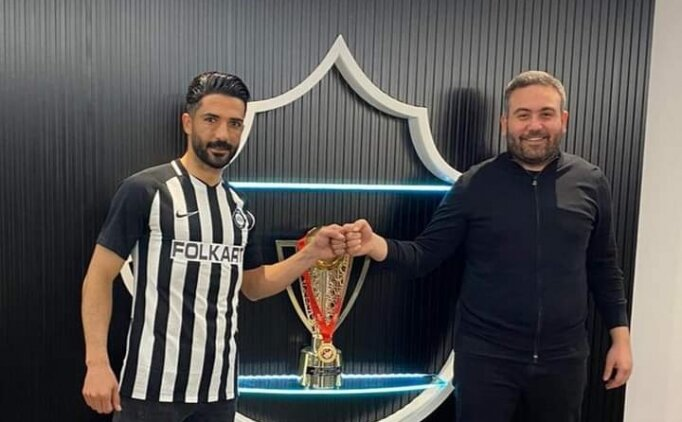 Altay, Mehmet Erdem Uğurlu ile sözleşme imzaladı