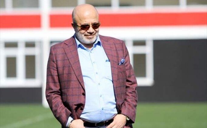 Murat Sancak Başkanlık görevinden istifasını açıkladı