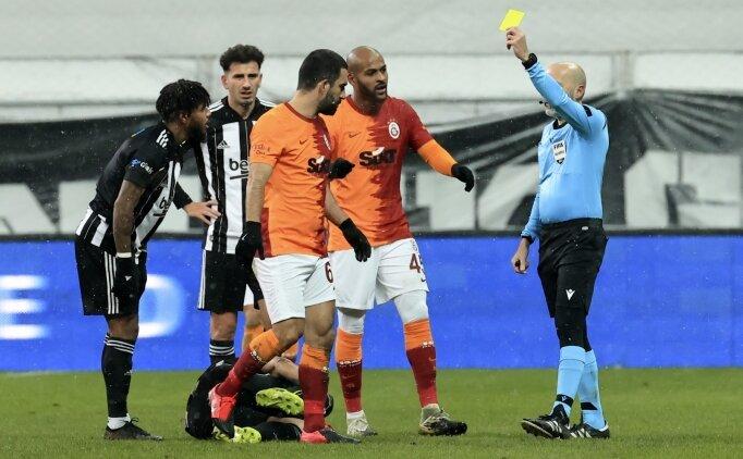 Galatasaray'ın Beşiktaş öncesi 6 maçlık serisi