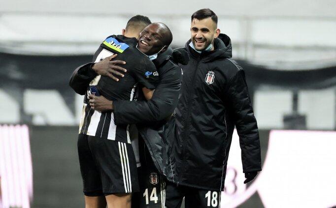 Beşiktaş, evinde galibiyet serisini sürdürüyor