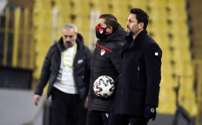 Fenerbahçe'nin Sivasspor kadrosu belli oldu