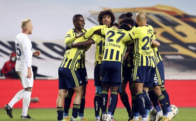 Fenerbahçe, 2017/2018'den sonra ilki yaşadı