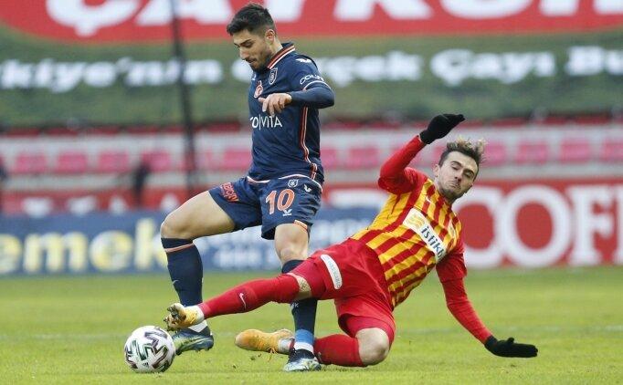 Kritik maçta Başakşehir'in konuğu Kayserispor