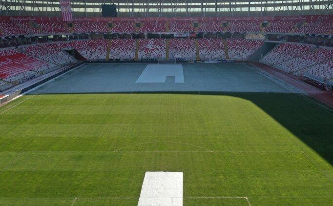 4 Eylül Stadyumu, Fenerbahçe maçına hazır