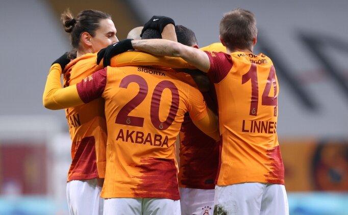Galatasaray, Gaziantep FK maçına 8 eksikle çıkacak