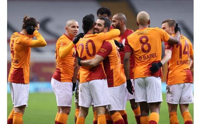Galatasaray, 6 golle tekrar moral buldu!