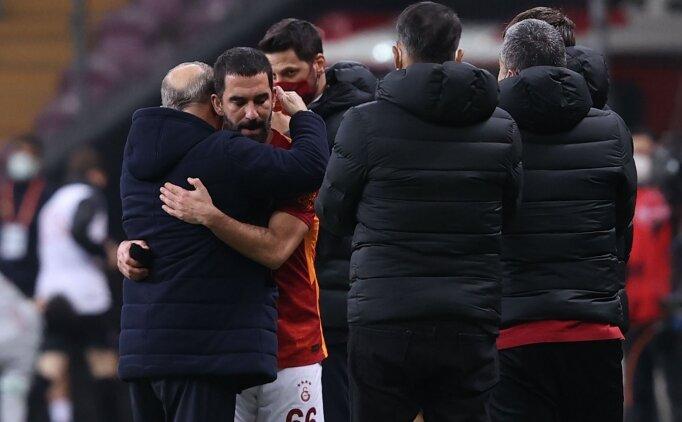 Arda Turan: 'Trabzonspor'u da yenip gösterelim'
