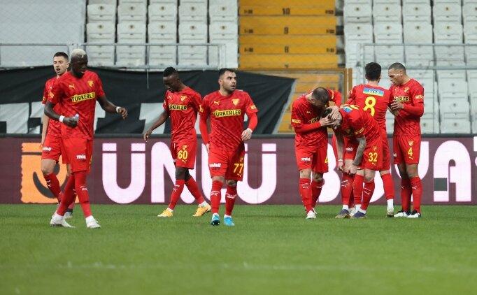 Göztepe, Başakşehir maçında tam kadro