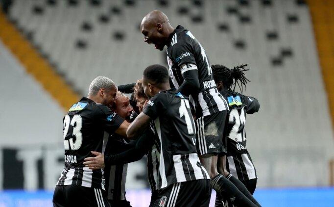 Beşiktaş'ta kader maçı öncesi Atiba sevinci