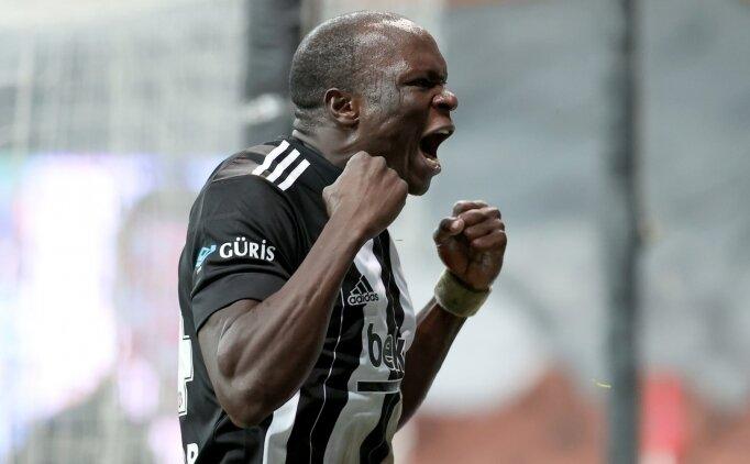 Vincent Aboubakar golü unuttu