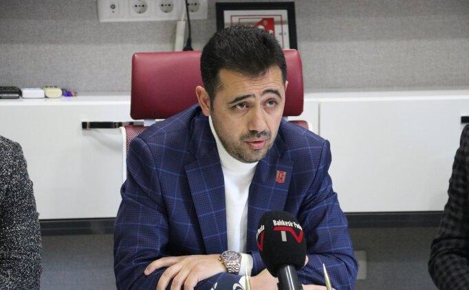 Ümit Arslan: 'Balıkesir'in UÇK dosyasında herhangi bir sıkıntı kalmadı'