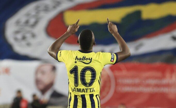 Kadıköy golcüsü Mbwana Samatta