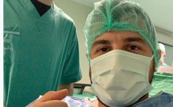 Milli judocu Bilal Çiloğlu, ameliyat edildi