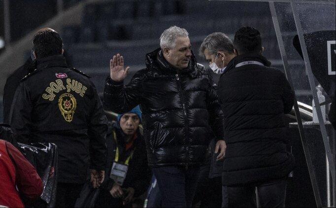 Rizespor'da Sumudica tepkisi: 'Sarı, sarı, sarı, sarı!'