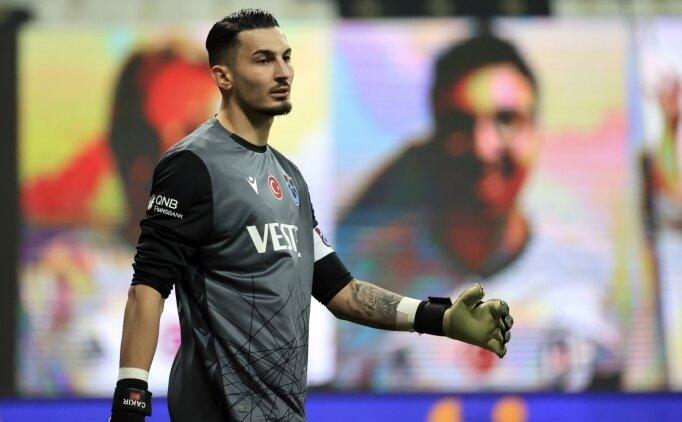 Uğurcan Çakır'ın Trabzonspor'da son maçı olabilir