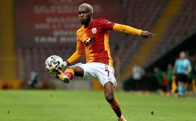 Galatasaray'da Kerem ve Onyekuru son anda seçildi