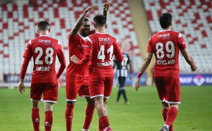 2021'de yenilgisiz tek takım Antalyaspor kaldı