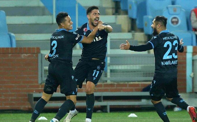 Trabzonspor'un inanılmaz çıkışındaki 6 olay