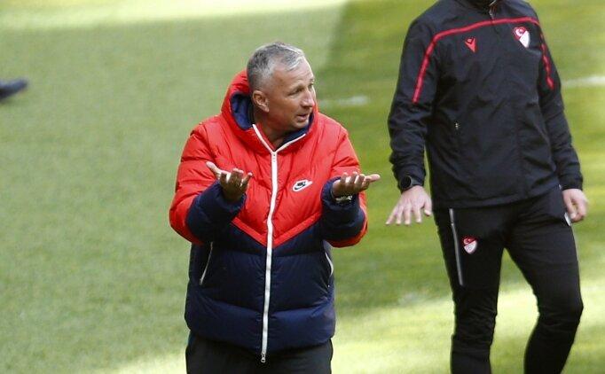 Dan Petrescu: 'Maçın hakkı galibiyetimizdi'