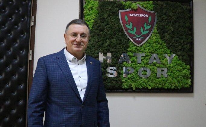 'Hataysporlu futbolculara, Türkiye ve Çin'den teklif var'