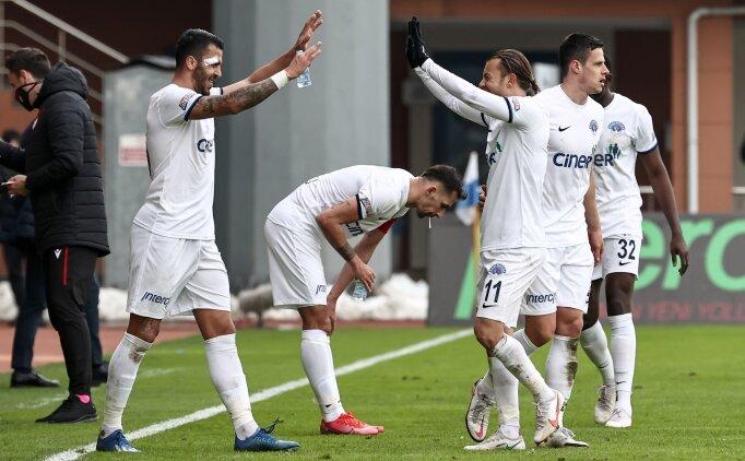 Kasımpaşa 8 eksikle Trabzonspor'u ağırlıyor