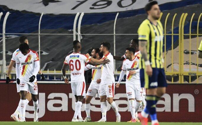 Fenerbahçe, Kadıköy'de yine yıkıldı!