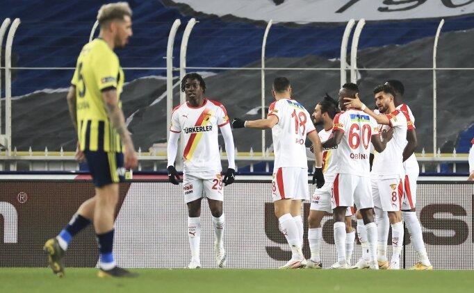 Göztepe, İstanbul deplasmanında 9 maç aradan sonra kazandı
