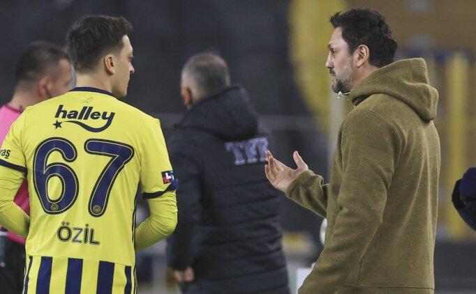 Fenerbahçe'de Mesut'a davranış uyarısı