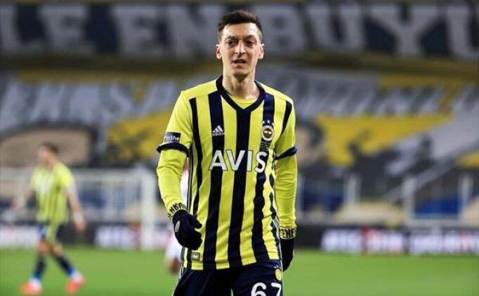Mesut Özil'in fantazi futbol 11'inde Galatasaraylı isim