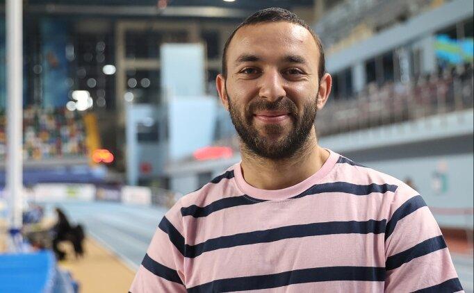 Rekortmen atlet Necati Er: 'Olimpiyatların ertelenmesi benim için iyi oldu'