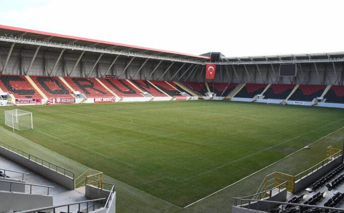 Çorum Yeni Şehir Stadı, '2020 Yılın Statları' yarışmasında Türkiye'yi temsil ediyor