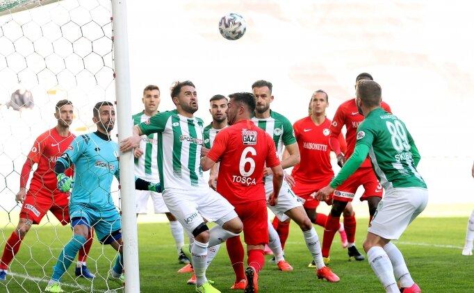 Gaziantep FK, Konya'da VAR'dan döndü!