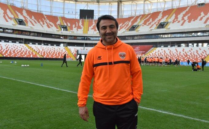 Emrah Bayraktar: 'Adanaspor'da takımdaşlık ruhu gelişti'