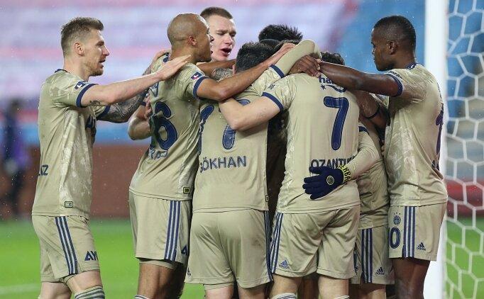 Fenerbahçe, Trabzon'da hayata döndü!