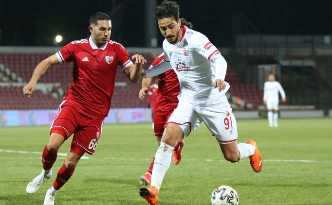 Balıkesirspor ile Ankaraspor yenişemedi