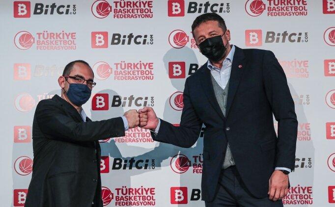 TBF ile Bitci Teknoloji arasında sponsorluk anlaşması