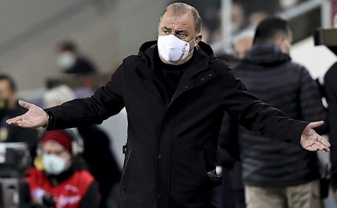 Galatasaray'da Fatih Terim 8 maçı geçemiyor!