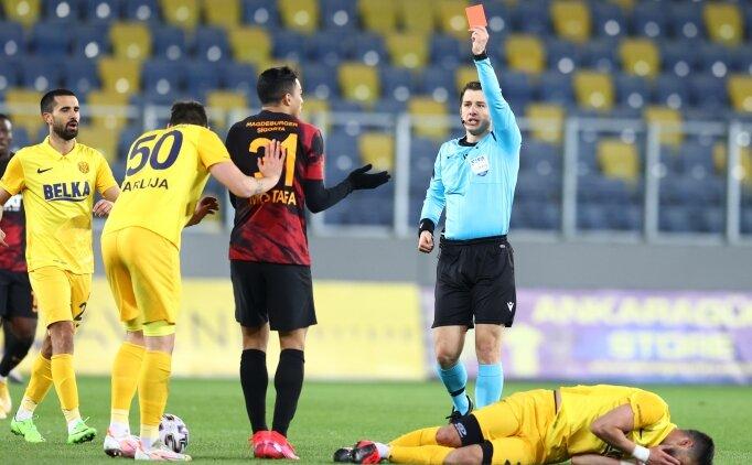 PFDK, Mustafa Muhammed'in cezasını açıkladı