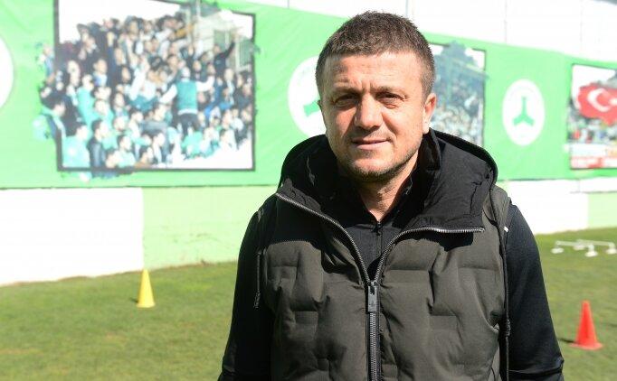 Giresunspor '1970 Ruhuyla' Süper Lig hedefine yürüyor