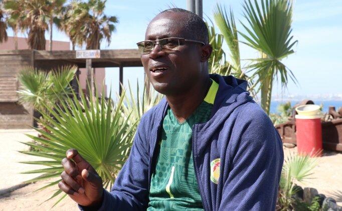 'Senegalli futbolcular Türkiye'ye çabuk alışıyor'