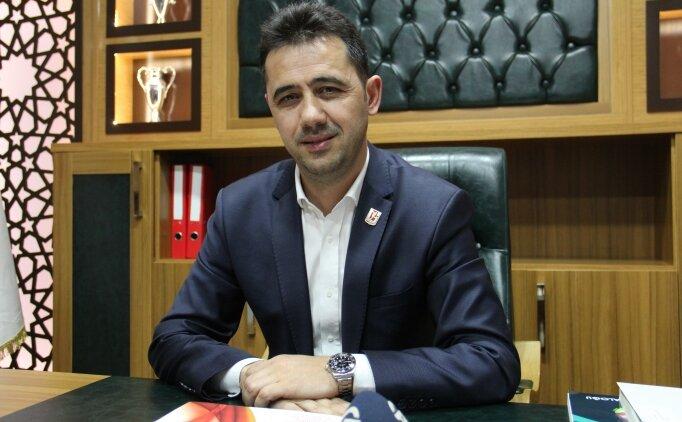Balıkesirspor'da 3 yönetici görevden alındı