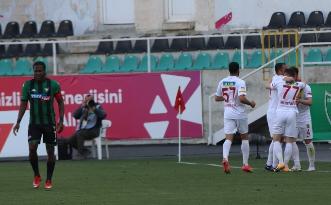 Malatyaspor üzgün; '3 gol de bireysel hatadan'