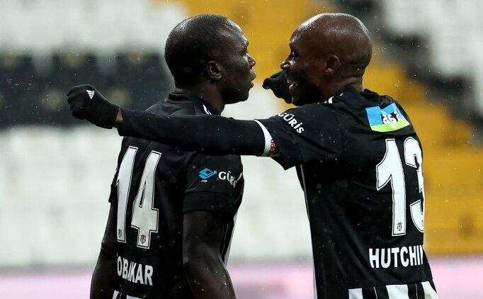 Beşiktaş, Aboubakar ile zirveye yerleşti!