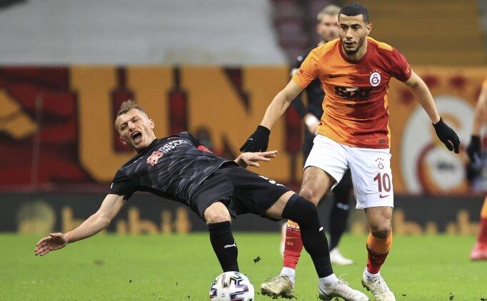 Galatasaray'da Belhanda, Kayseri maçında yok