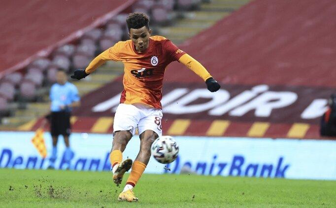 Galatasaray'da Gedson kararı değişti